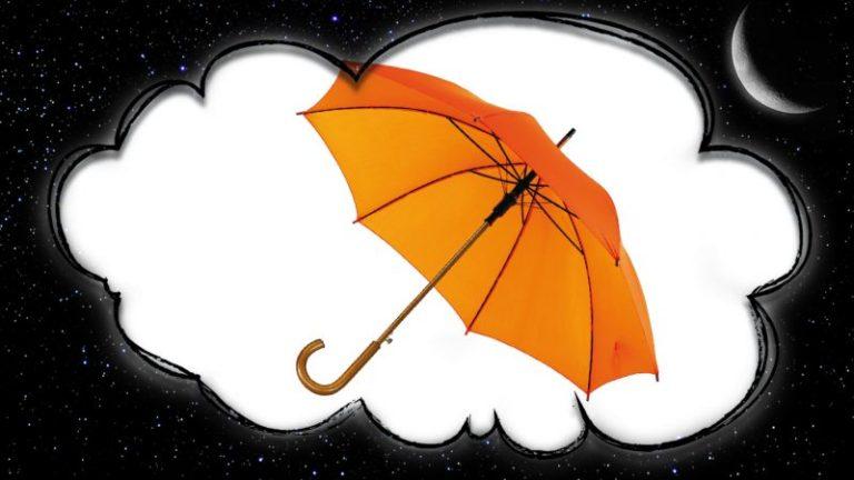 К чему снится зонтик